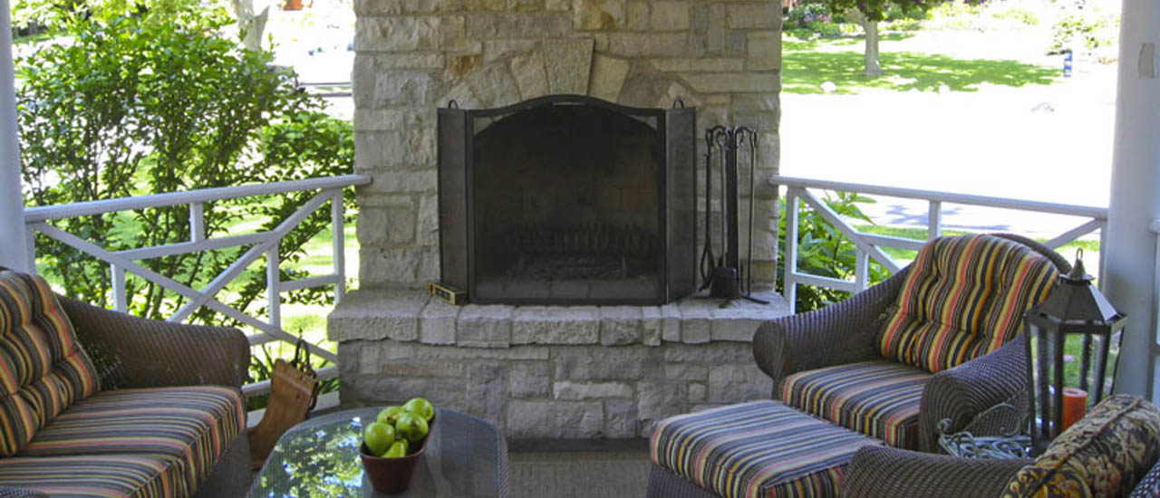 Chicago Fireplace INC offers Fireplace service